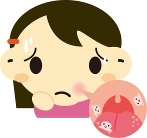 口腔がんは、早期発見しやすい 高槻の歯医者