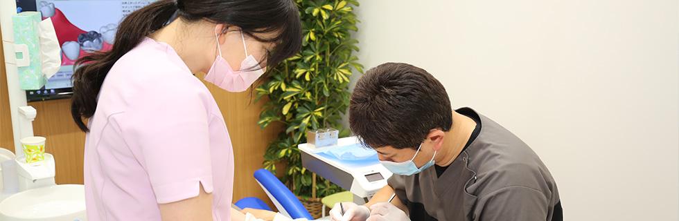 高槻の歯医者top