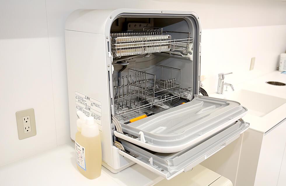ジェット洗浄機 高槻の歯医者